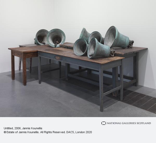 Jannis Kounellis, Untitled