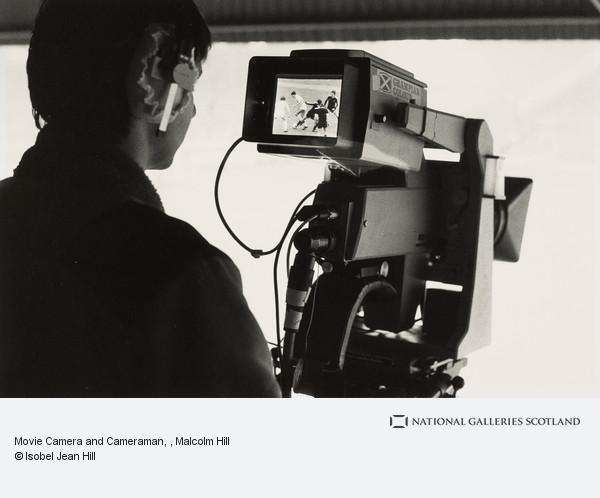 Malcolm Hill, Movie Camera and Cameraman