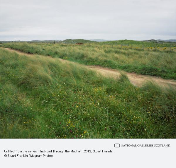 Stuart Franklin, Untitled from the series 'The Road Through the Machair'