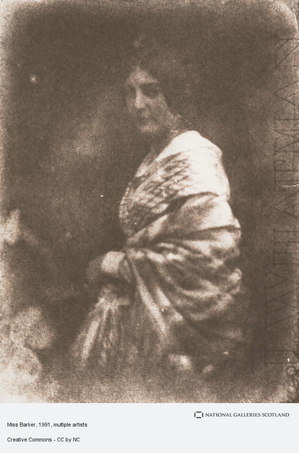 Robert Adamson, Miss Barker