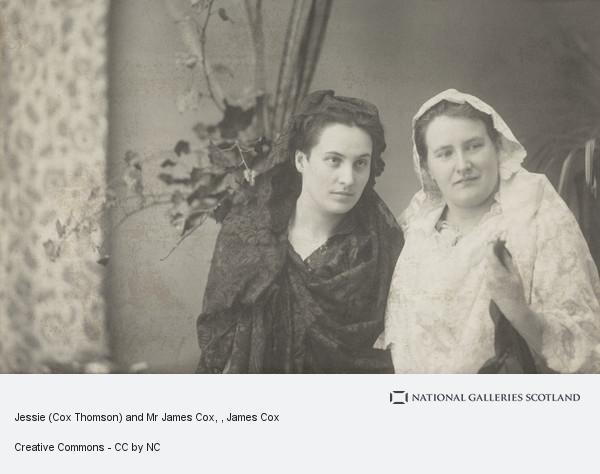 James Cox, Jessie (Cox Thomson) and Mr James Cox