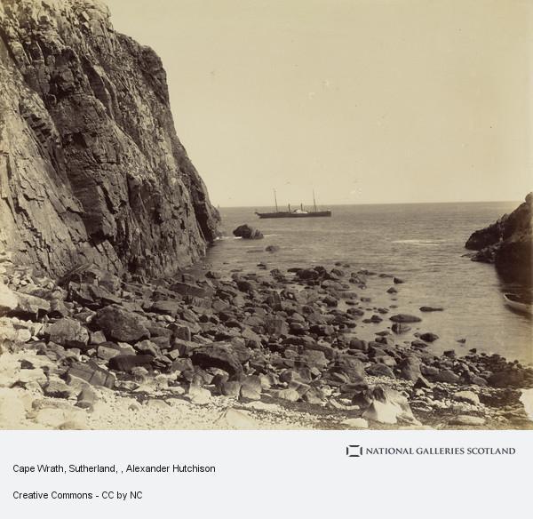 Alexander Hutchison, Cape Wrath, Sutherland