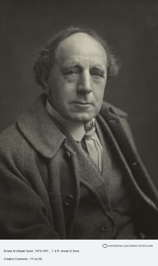 T. & R. Annan & Sons, Ernest Archibald Taylor, 1874-1951