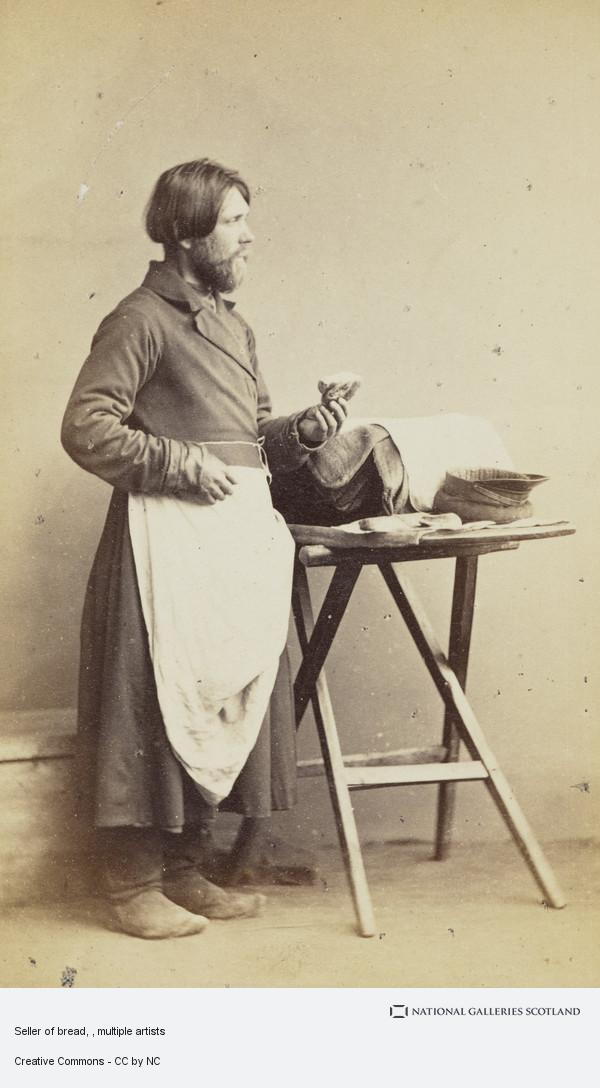 William Carrick, Seller of bread