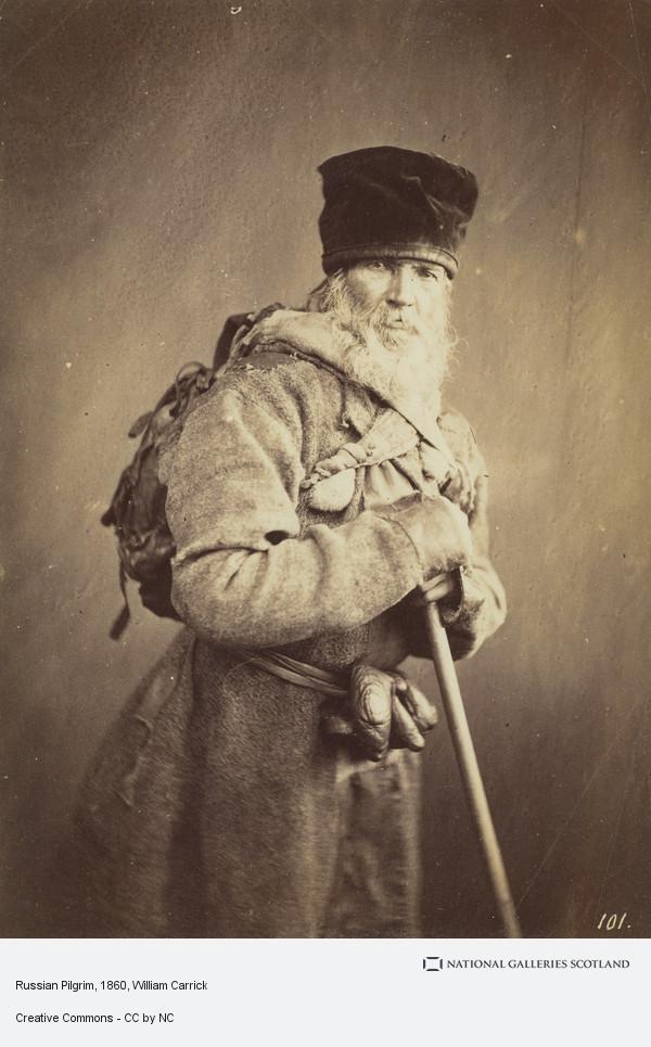 William Carrick, Russian Pilgrim