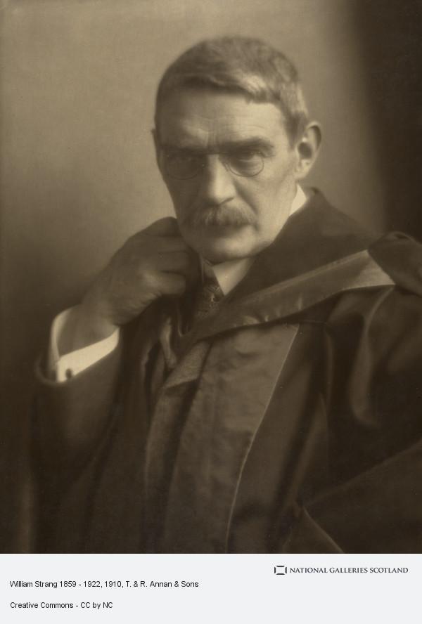 T. & R. Annan & Sons, William Strang 1859 - 1922