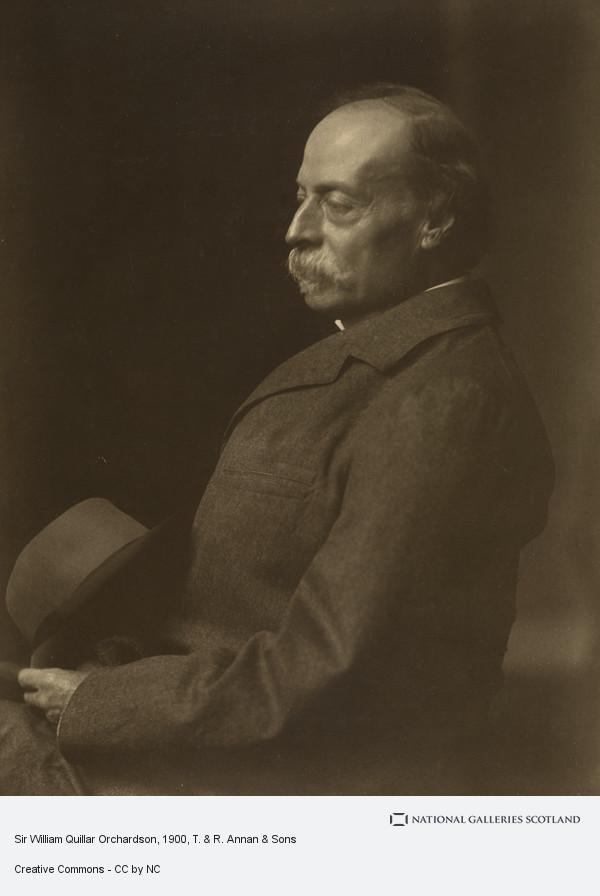 T. & R. Annan & Sons, Sir William Quillar Orchardson