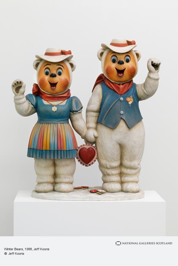 Jeff Koons, Winter Bears