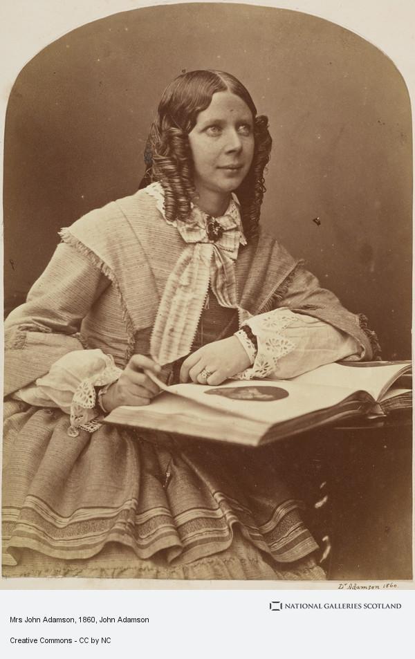 John Adamson, Mrs John Adamson