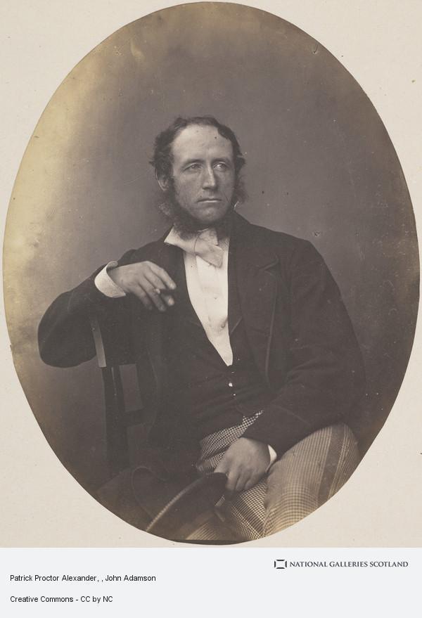 John Adamson, Patrick Proctor Alexander