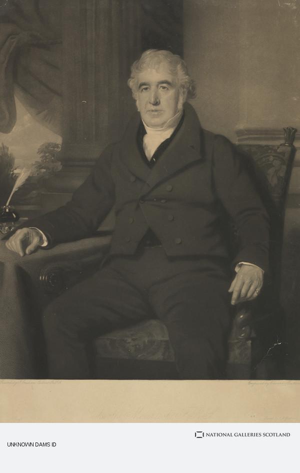 Edward Burton, Charles Macintosh, 1766 - 1843. Chemist; inventor of waterproof fabric