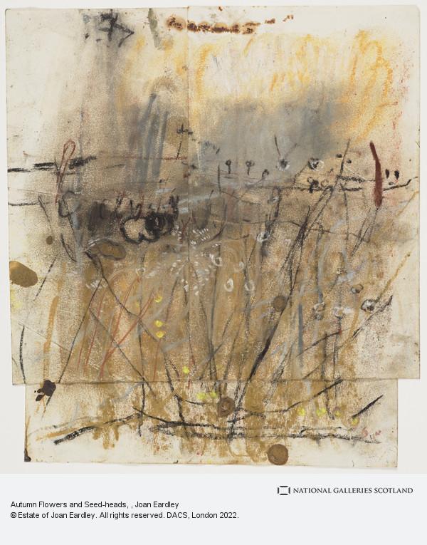 Joan Eardley, Autumn Flowers and Seed-heads