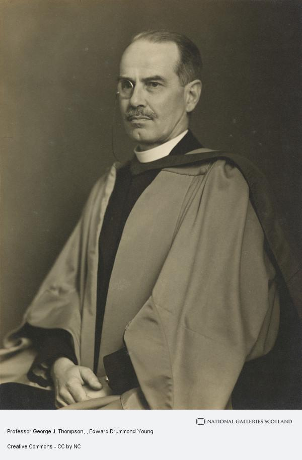 Edward Drummond Young, Professor George J. Thompson