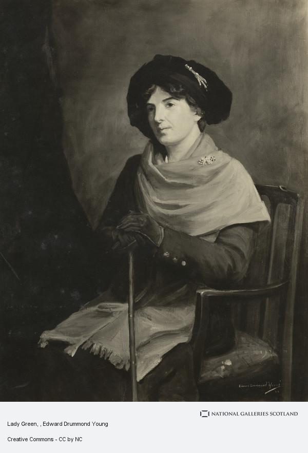 Edward Drummond Young, Lady Green