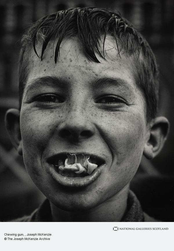Joseph McKenzie, Chewing gum