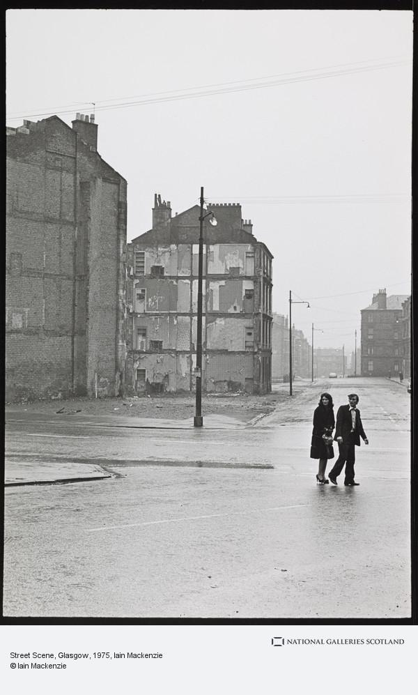 Iain Mackenzie, Street Scene, Glasgow