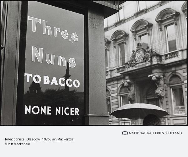 Iain Mackenzie, Tobacconists, Glasgow