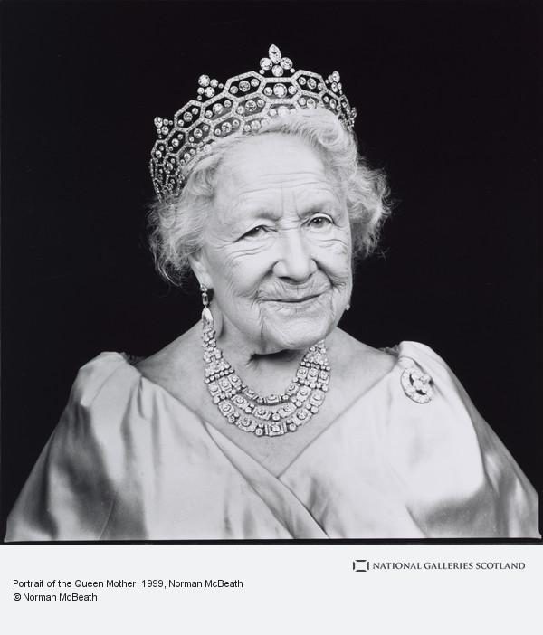 Norman McBeath, Portrait of the Queen Mother