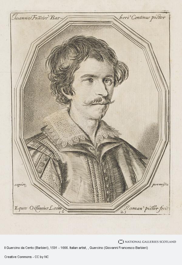 Guercino (Giovanni Francesco Barbieri), Il Guercino da Cento (Barbieri), 1591 - 1666. Italian artist