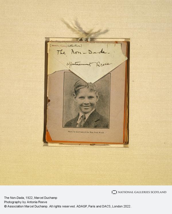 Marcel Duchamp, The Non-Dada