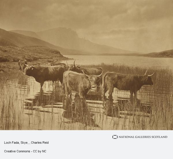 Charles Reid, Loch Fada, Skye