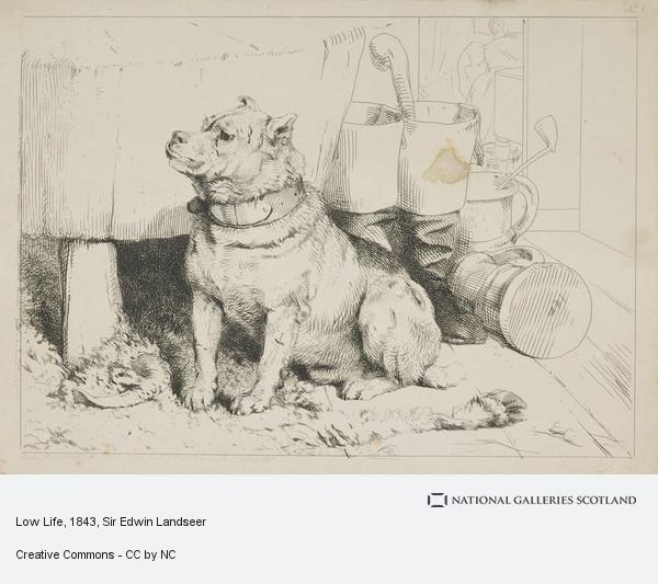 Sir Edwin Landseer, Low Life