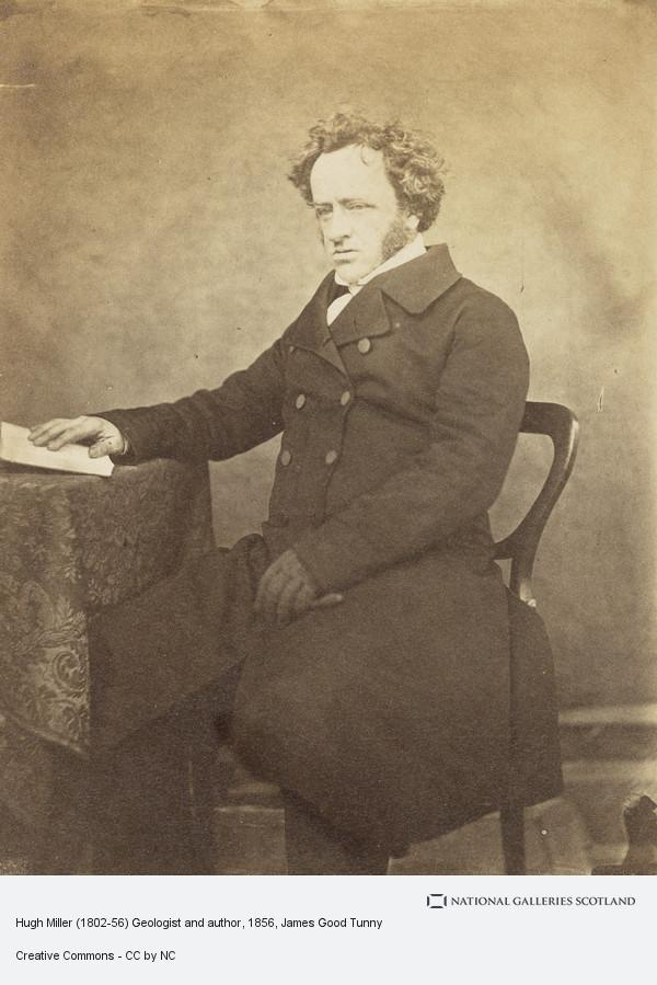 James Good Tunny, Unidentified man, seated