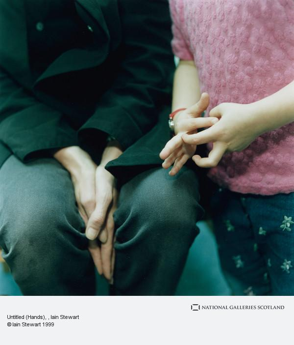 Iain Stewart, Untitled (Hands)