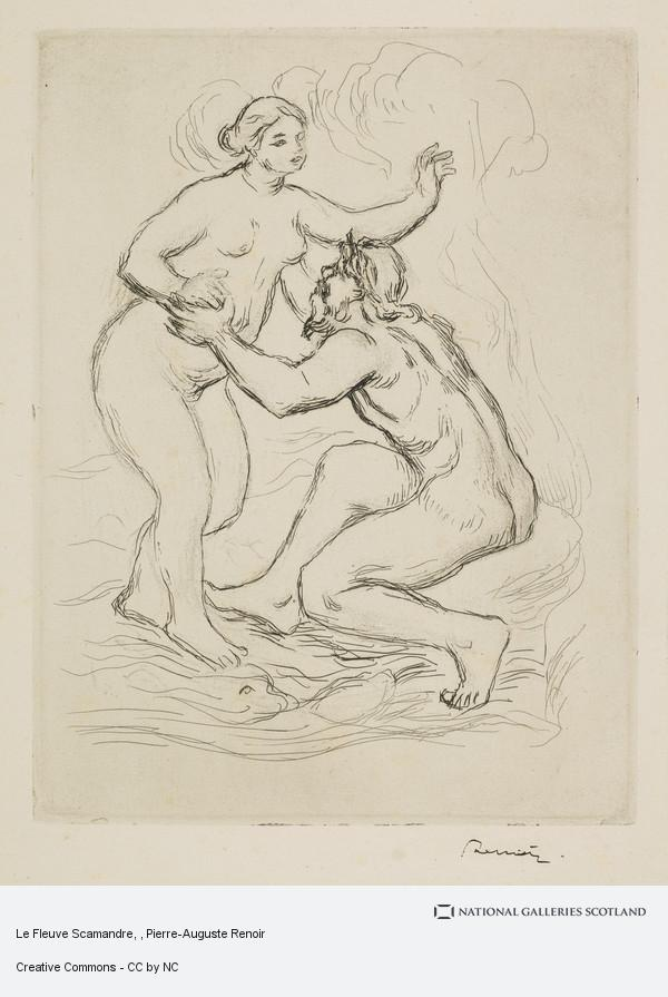 Pierre-Auguste Renoir, Le Fleuve Scamandre