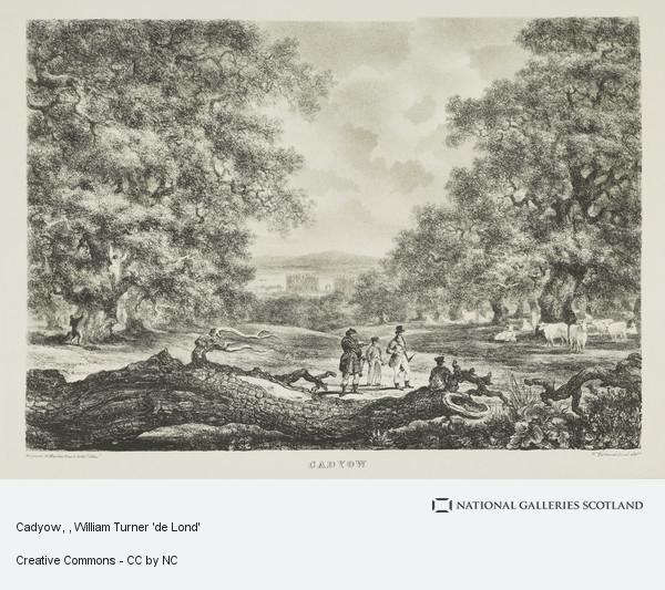 William Turner 'de Lond', Cadyow