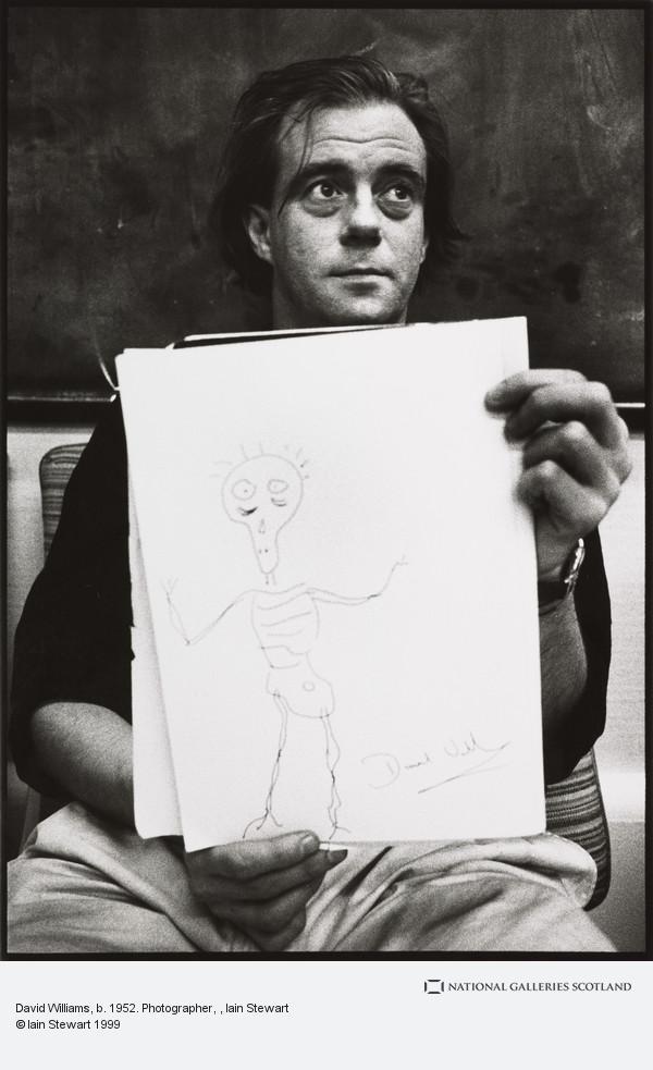 Iain Stewart, David Williams, b. 1952. Photographer