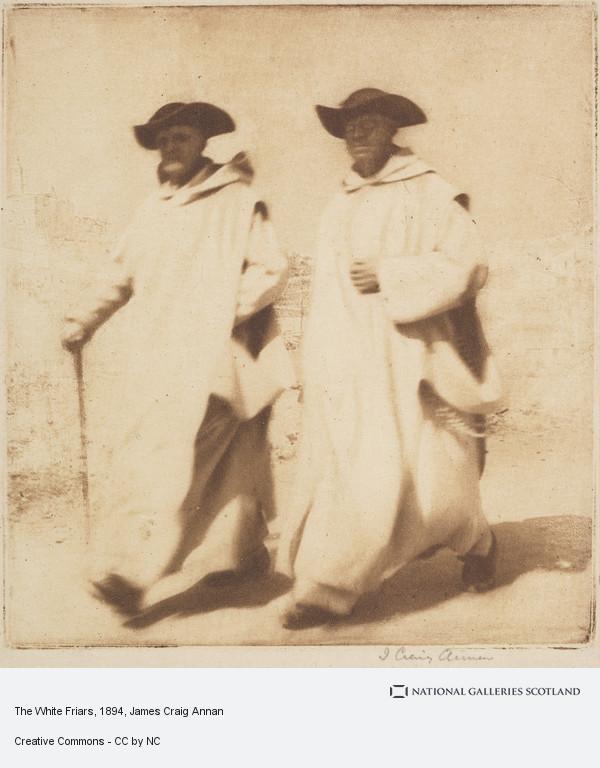 James Craig Annan, The White Friars (1894)