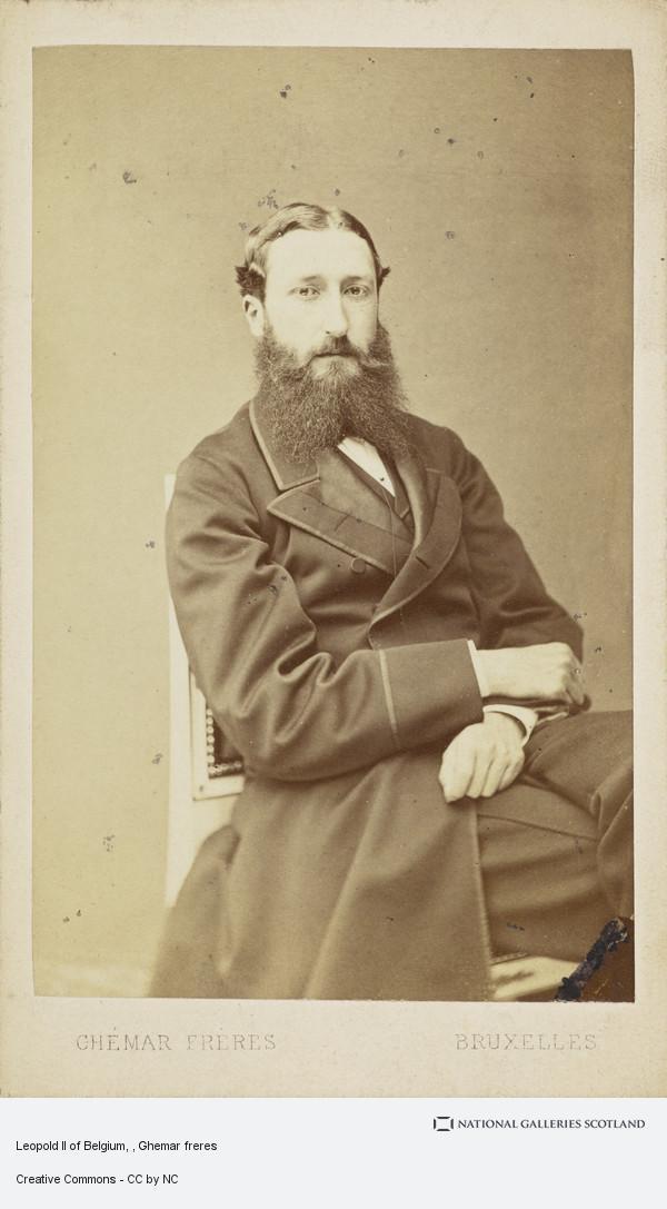 Ghemar freres, Leopold II of Belgium