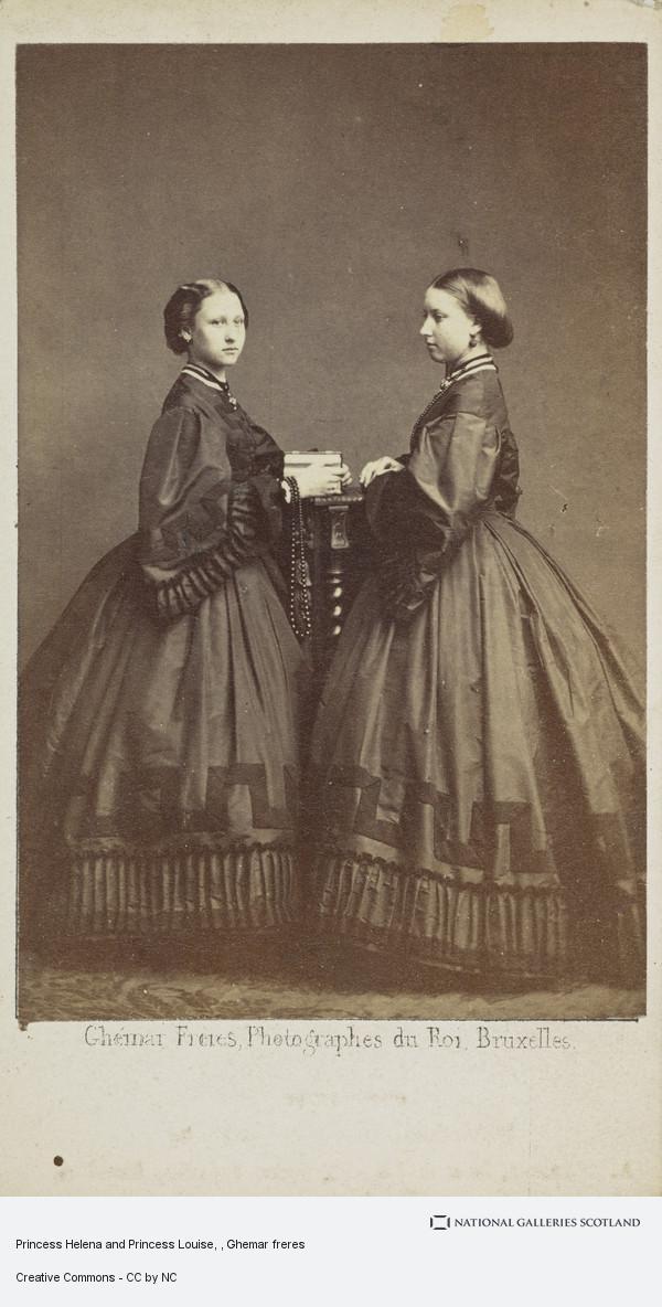 Ghemar freres, Princess Helena and Princess Louise