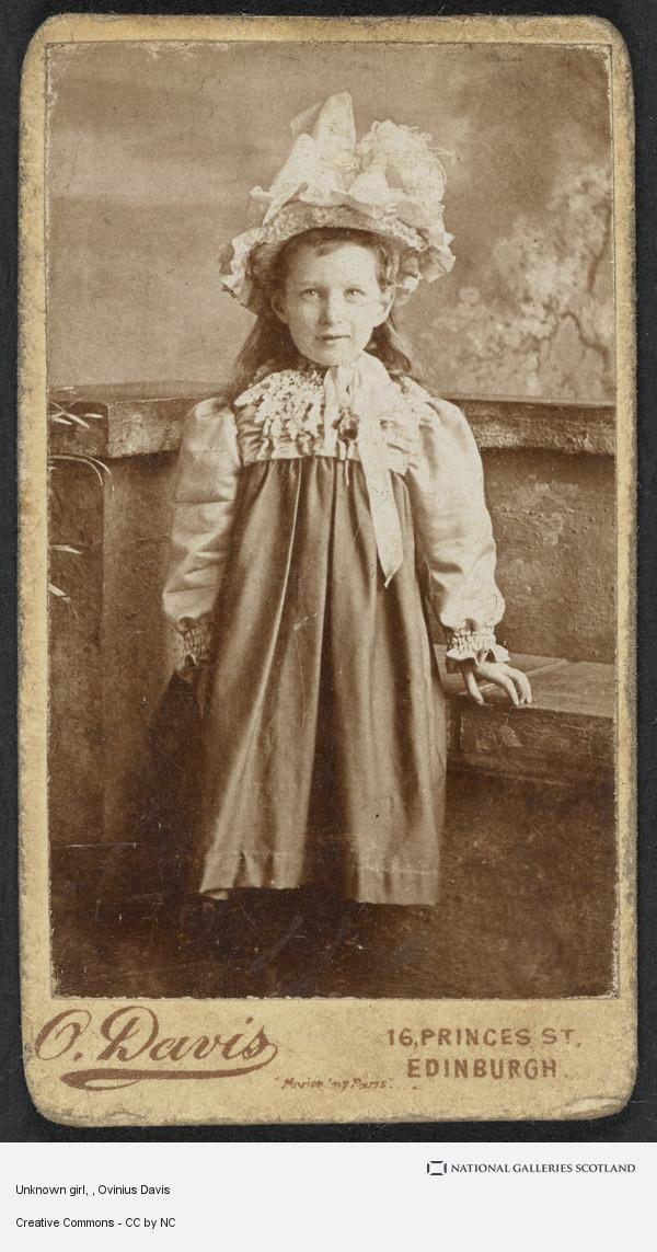 Ovinius Davis, Unknown girl