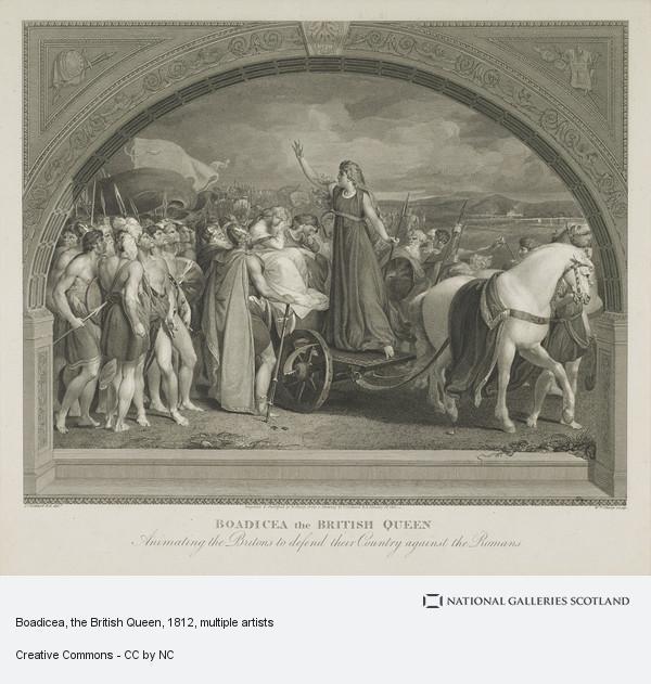 William Sharp, Boadicea, the British Queen