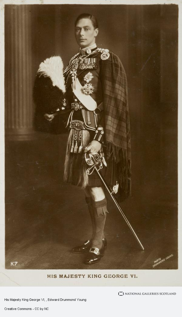 Edward Drummond Young, His Majesty King George VI