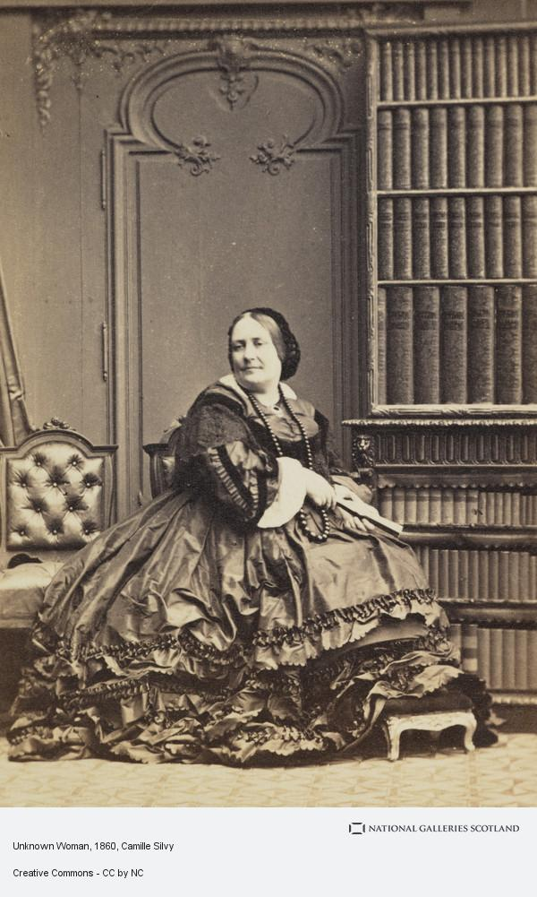 Camille Silvy, Unknown Woman
