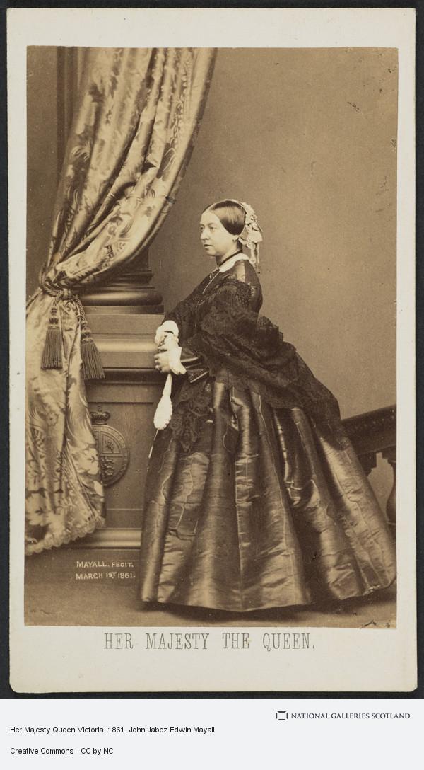 John Jabez Edwin Mayall, Her Majesty Queen Victoria