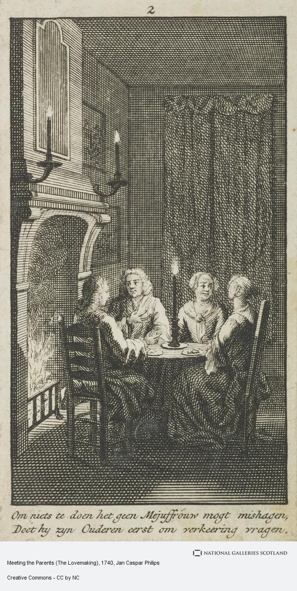 Jan Caspar Philips, Meeting the Parents (The Lovemaking)