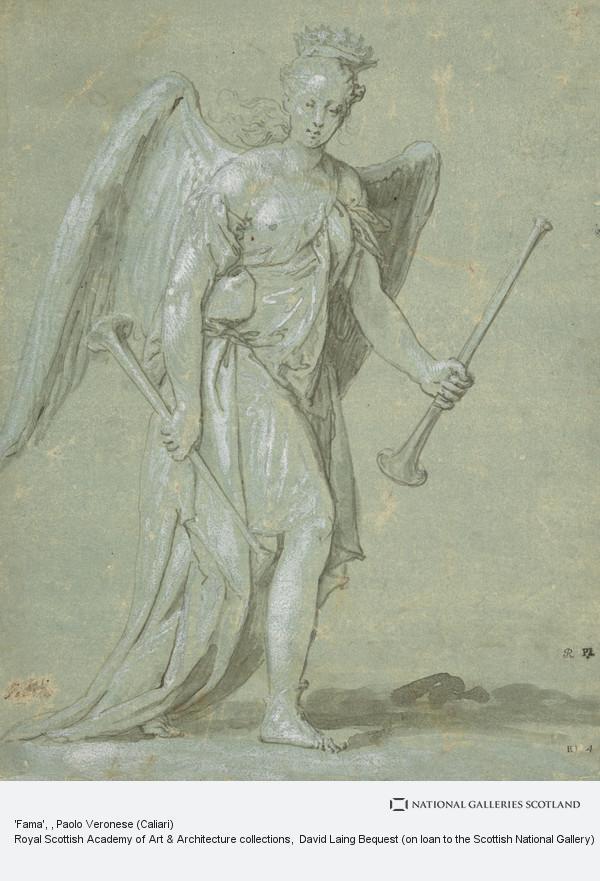 Paolo Veronese (Caliari), 'Fama'