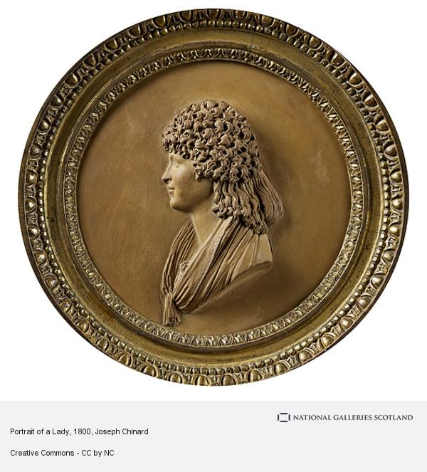 Joseph Chinard, Portrait of a Lady