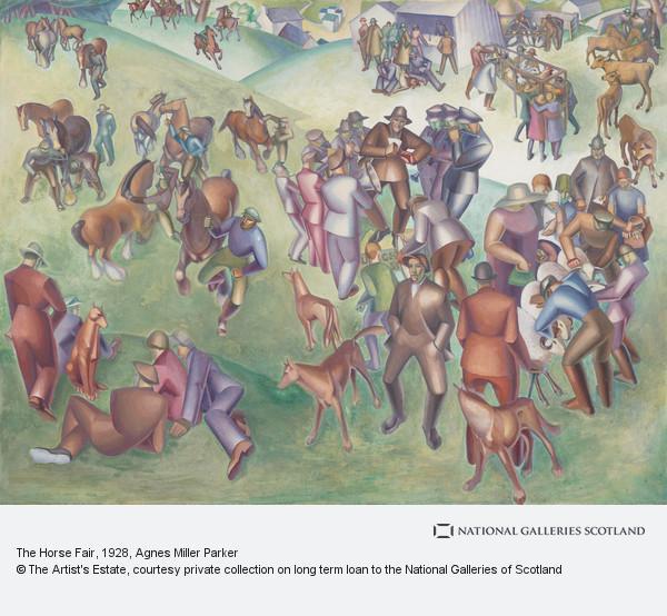 Agnes Miller Parker, The Horse Fair
