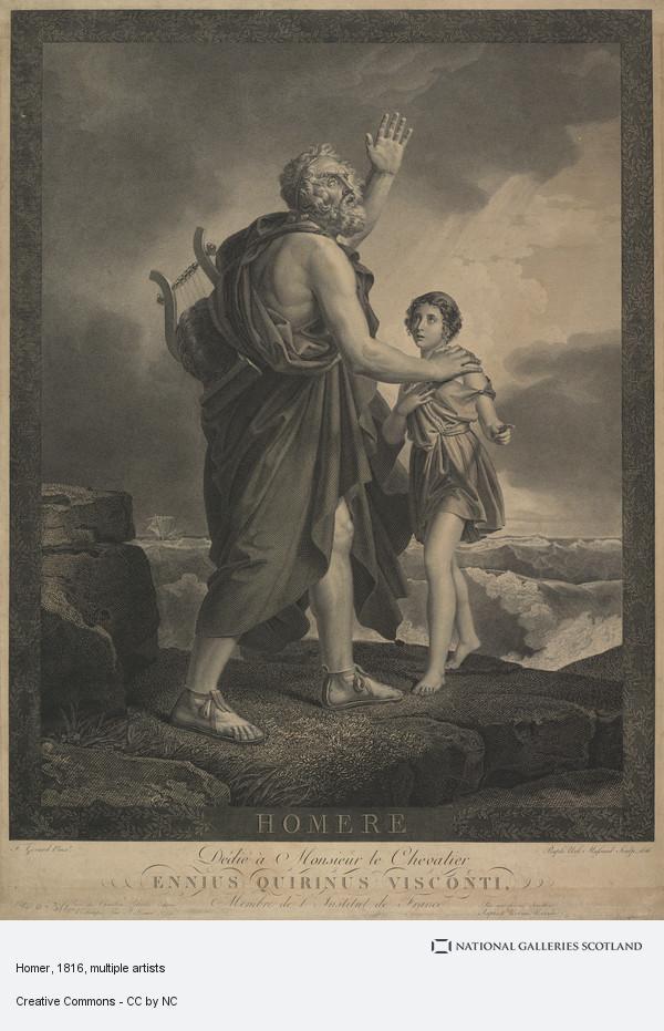 Jean Baptiste Raphael Urban Massard, Homer