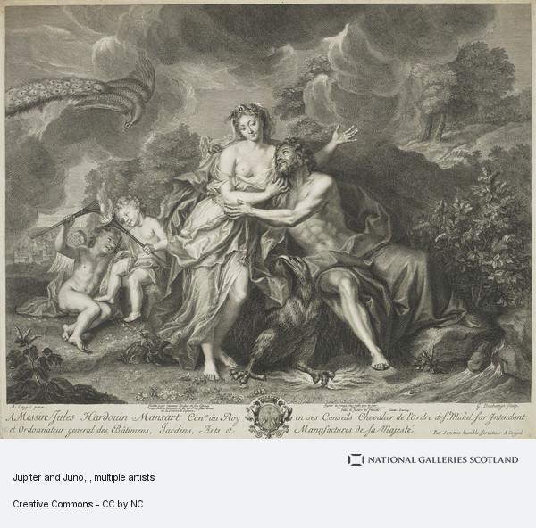 Gaspard Duchange, Jupiter and Juno
