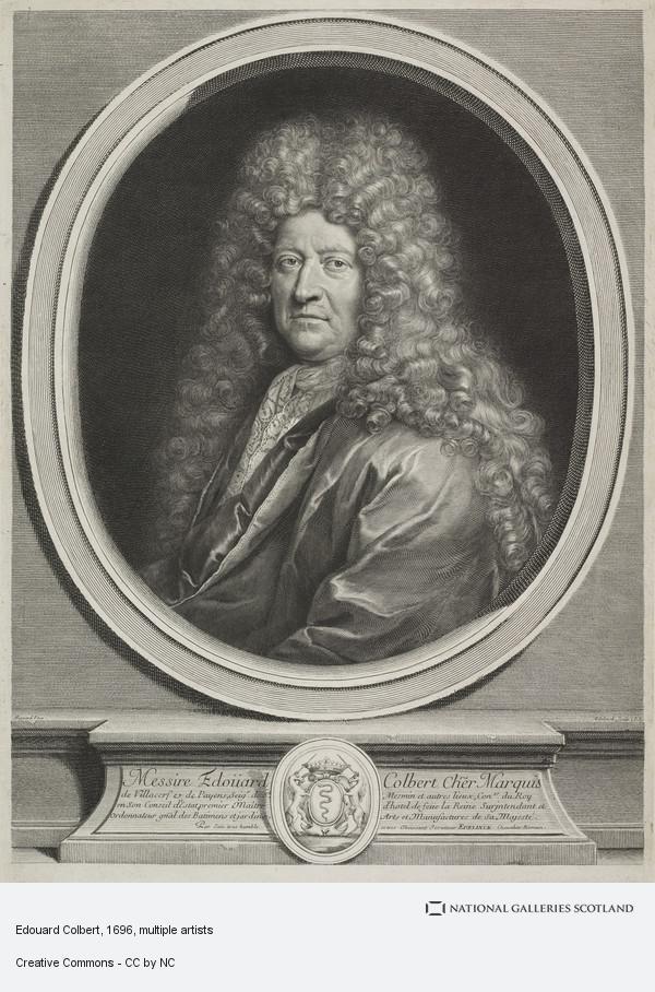 Nicolas Mignard, Edouard Colbert