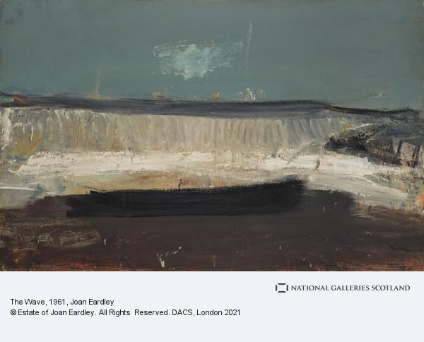 Joan Eardley, The Wave
