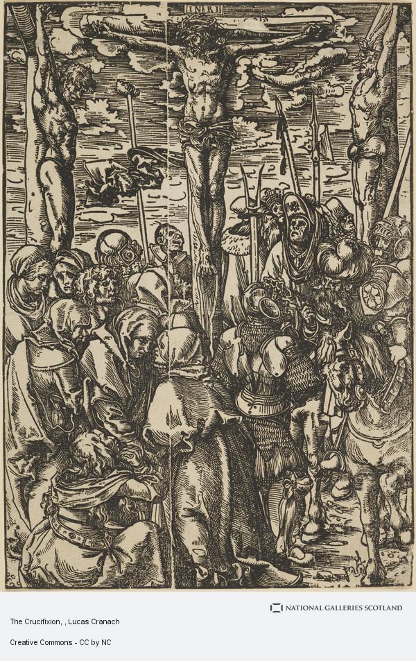 Lucas Cranach, The Crucifixion