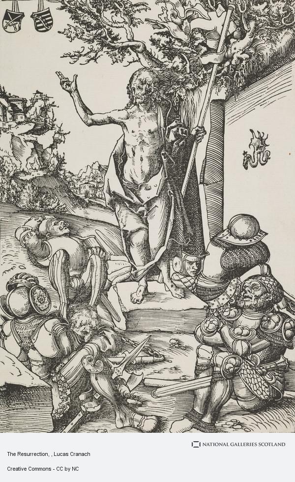 Lucas Cranach, The Ressurection