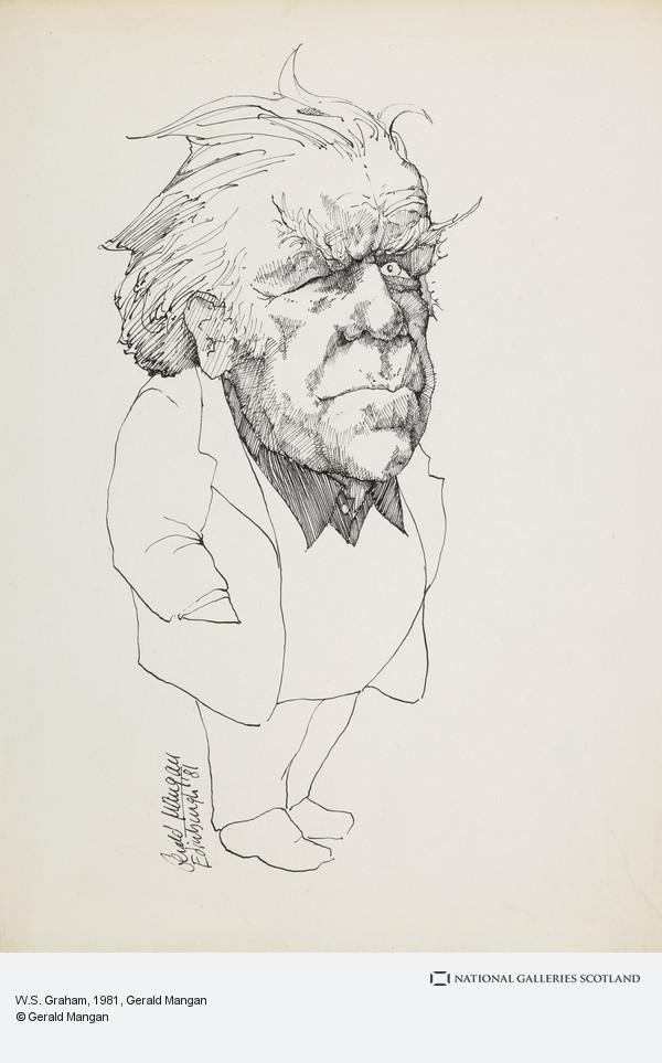 Gerald Mangan, W.S. Graham